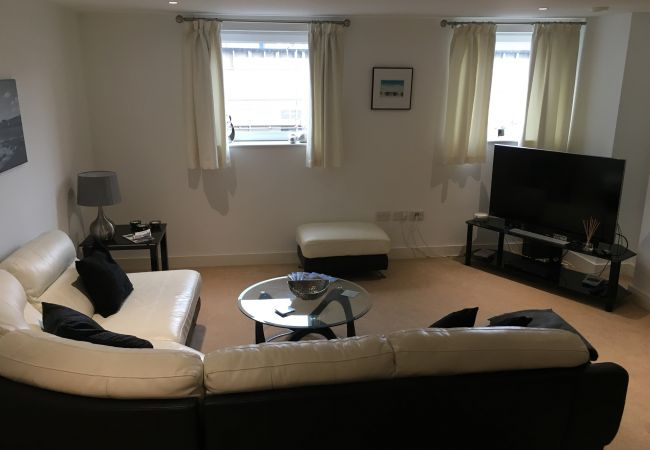 Apartment in Ipswich - 1 Bed, Waterfront Area, Parking, (1st Flr)